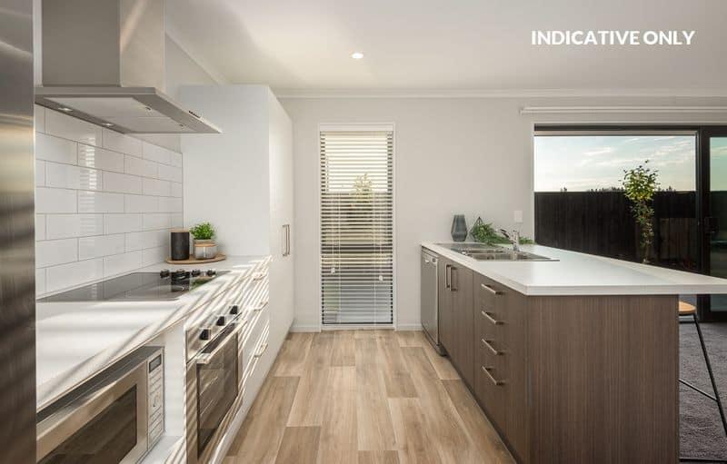 Investment properties Interior Photo of Kitchen