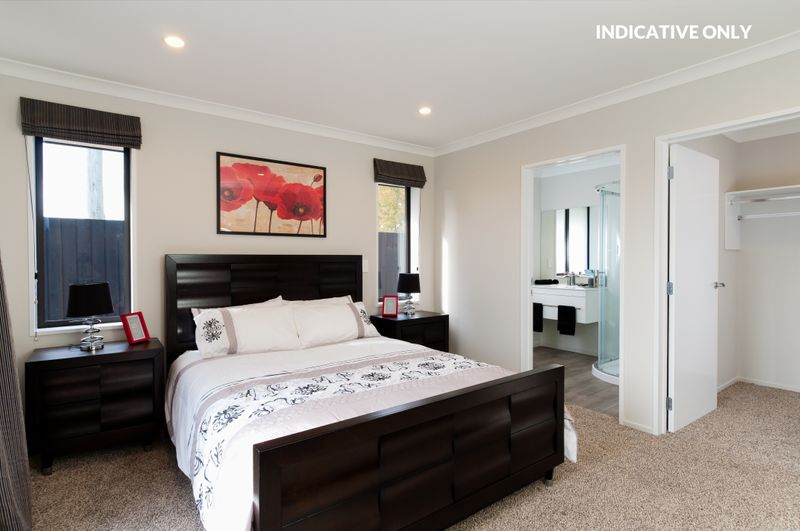 Investment properties Interior Photo of Bedroom